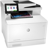 HP Color LaserJet Pro MFP M479fnw, Multifunktionsdrucker grau/anthrazit, USB, LAN, WLAN, Scan, Kopie, Fax