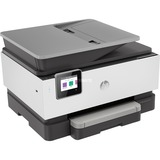 HP OfficeJet Pro 9012, Multifunktionsdrucker grau/hellgrau, USB, LAN, WLAN, Scan, Kopie, Fax