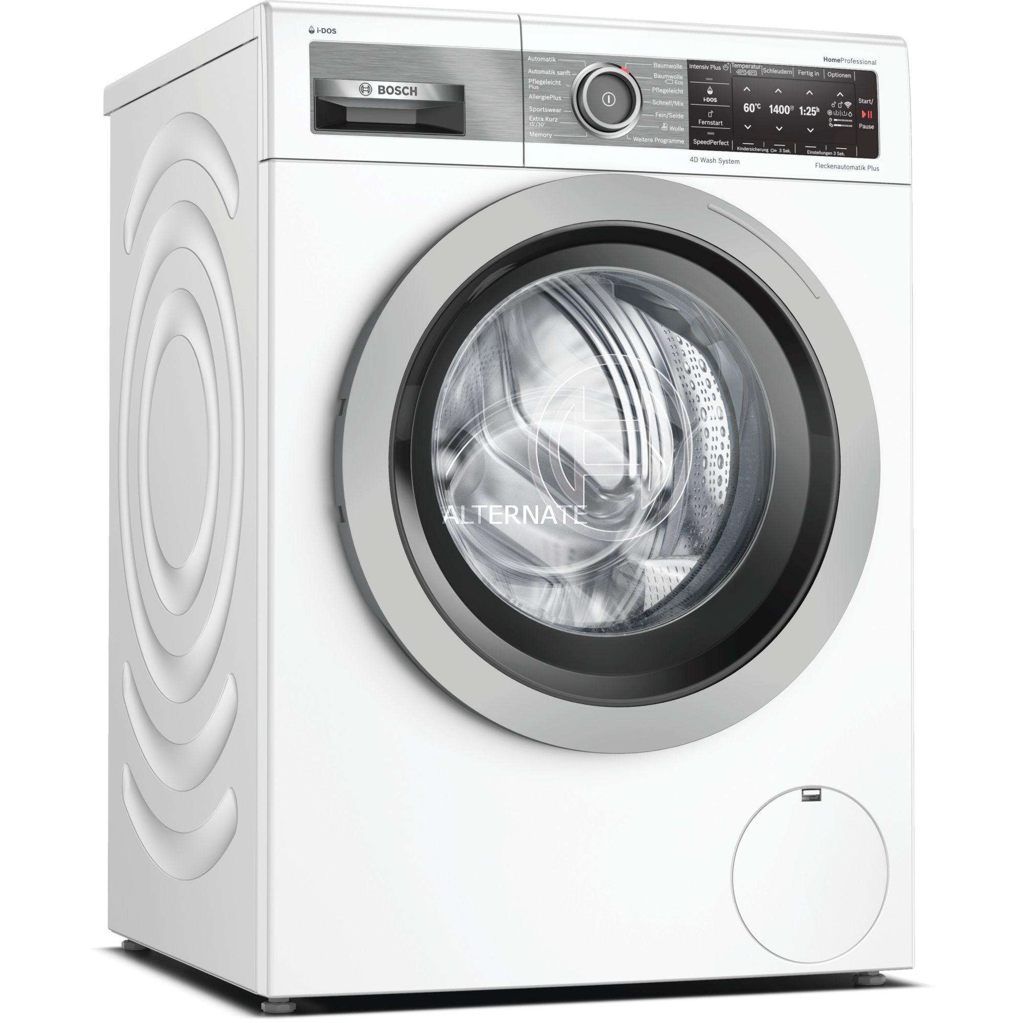 WAV28E41 HomeProfessional, Waschmaschine (weiß, Home Connect, i DOS)