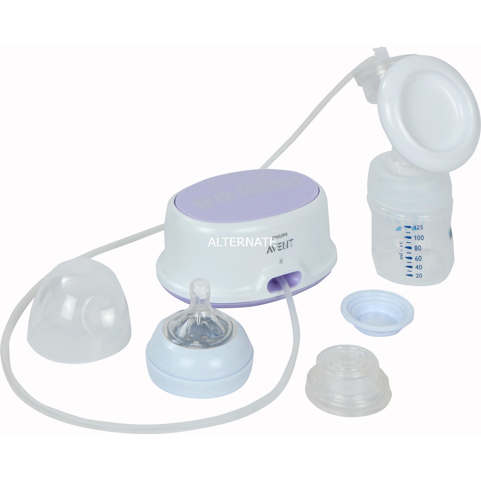 Philips Avent SCF332//31 Elektrische Komfort Einzelmilchpumpe Milchpumpe